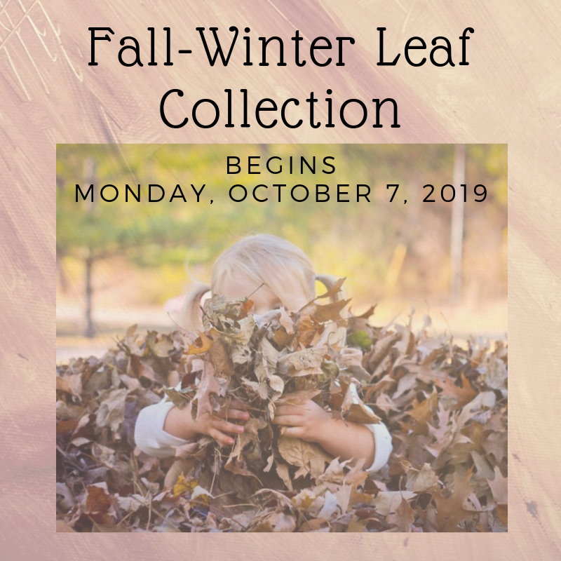 Fall-Winter Leaf Collection